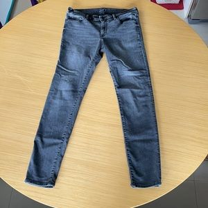 Abercrombie Fitch Harper skinny jeans size 28(6)